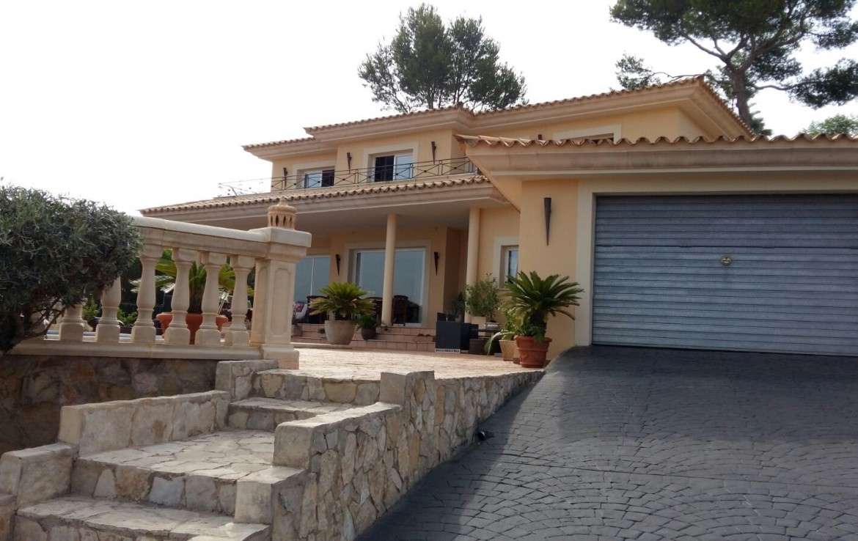 mediterranean villa for sale