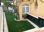 Garden ground floor apartment