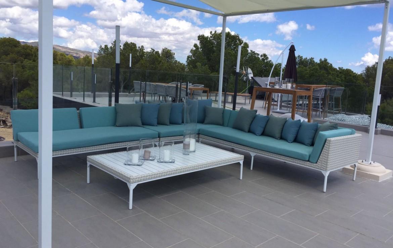luxury holiday villa mallorca chill out