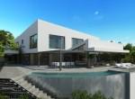 ew to be built designer villa