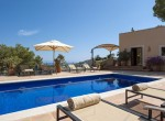 six bedroom villa with pool and sea view mallorca properties