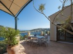 six bedroom villa with sea view port andratx